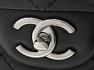 Chanel(샤넬) A65098Y07371 11년 F/W 신상 램스킨 은장 COCO 로고 메신져 크로스백/중고명품/대치동중고명품/은마상가중고명품/도곡동중고명품/한티역