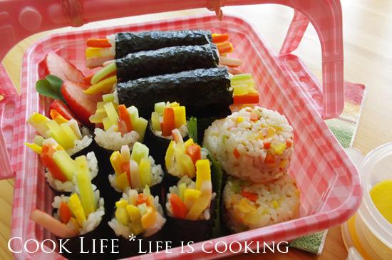 간단 미니꼬마치즈김밥