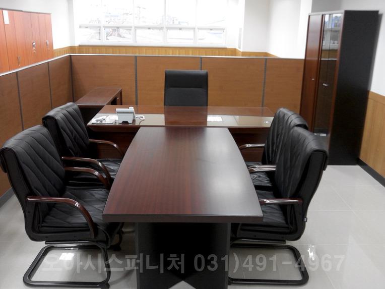 사무용가구-사장님의자,사장님책상,사무용책상,사무용의자,원목 ...