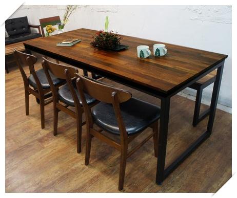 6인용식탁테이블