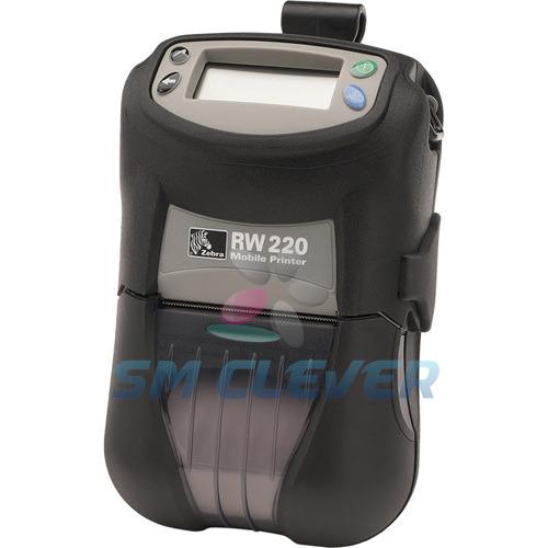 ZEBRA RW 220 Mobile Printer (제브라 RW 220 모바일 프린터)